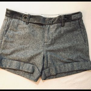 Anthropology Wool Shorts. 29